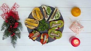Бутерброды со шпротами - Рецепты от Со Вкусом