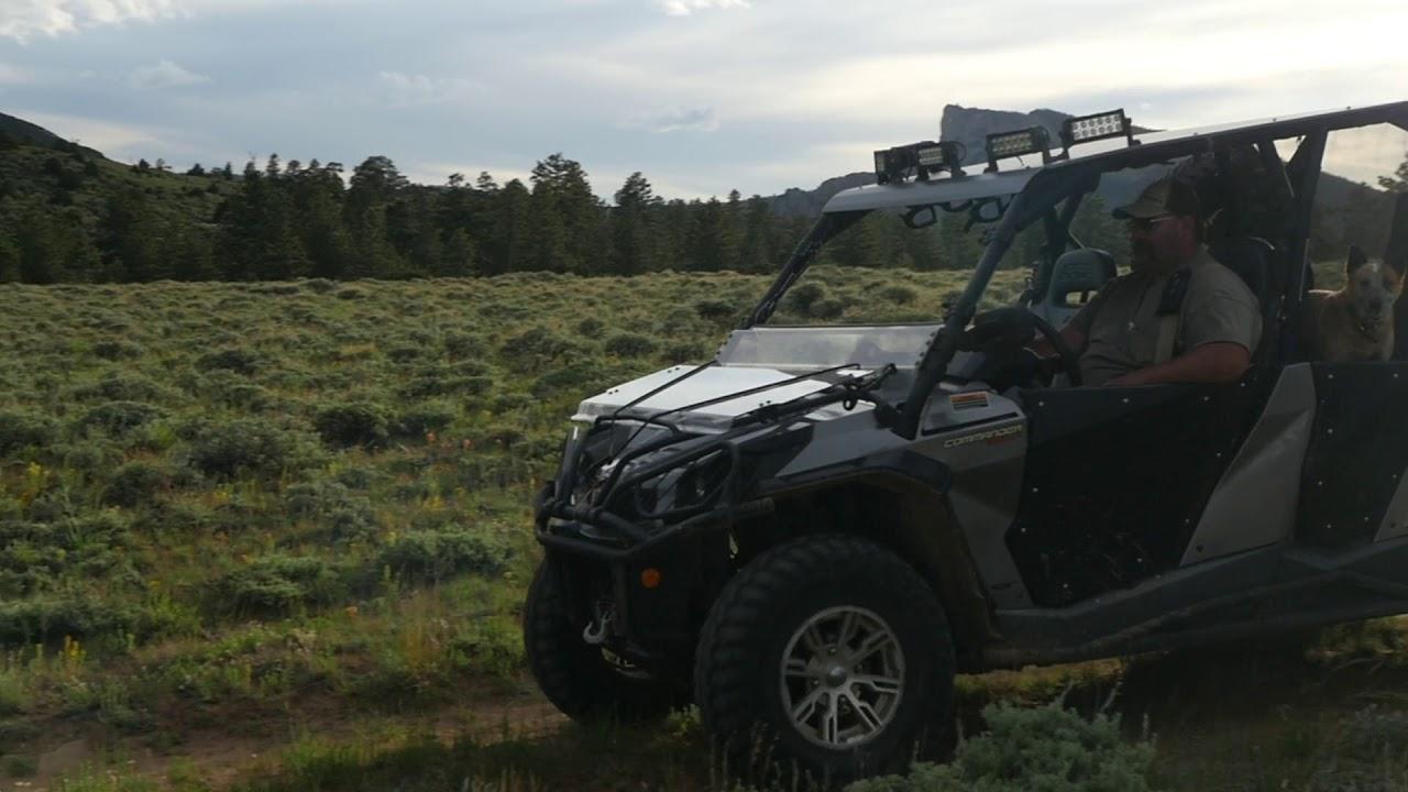 Flaming Gorge ATV Adventures