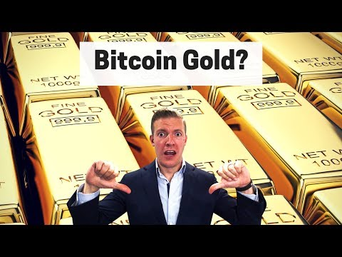 Bitcoin Gold? I Don't See The Value