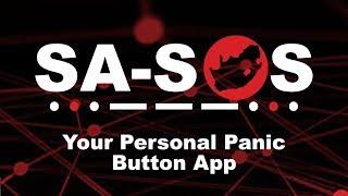 SA SOS App - Your Personal Panic Button