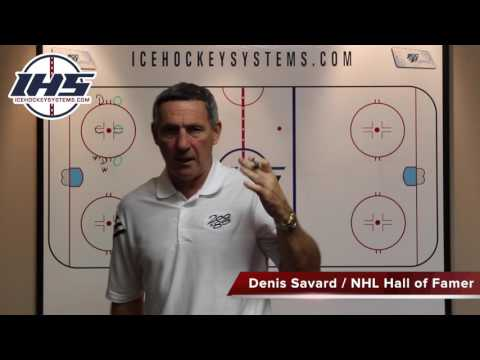 Defensive zone face off loss explained by Denis Savard