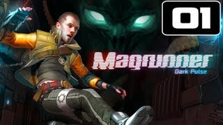Magrunner Dark Pulse - Part 1 No Commentary PC 720p