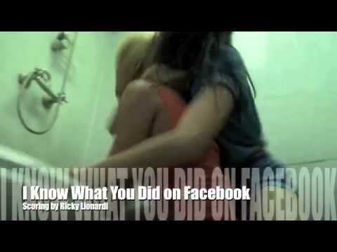 I Know What You Did On Facebook - Clip 2
