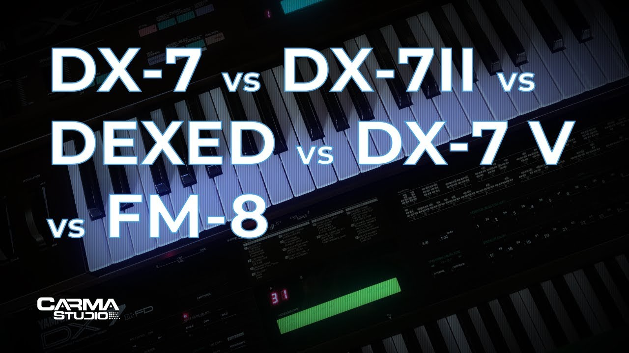 PX7 RE or free Dexed VST - Page 2 - ReasonTalk com