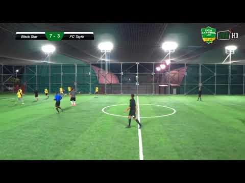 Black Star - FC Tayfa / ISTANBUL / iddaa Rakipbul Ligi 2017