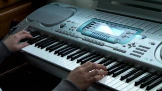 """Guilty"" Usher feat. TI (Official Music Video) Keyboard Cover KARAOKE / INSTRUMENTAL + LYRICS NEW HD"