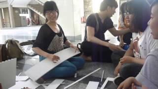 Hạ Tử Trinh dạy kéo đàn P1