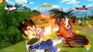 Dragon Ball Xenoverse: All Supers & Ultimate Attacks [ENGLISH Online Beta]【FULL HD】