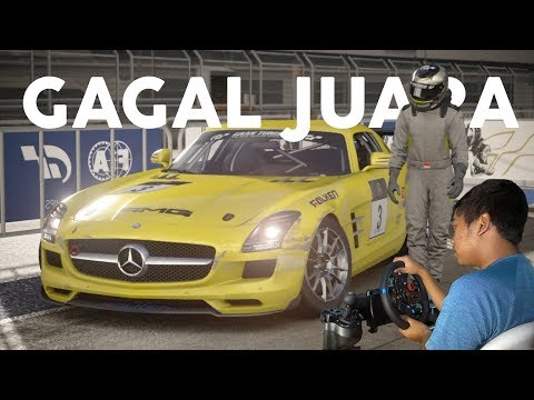 GT Sport: Mercedes Benz SLS AMG Gr.4 #RACING SIMULATOR
