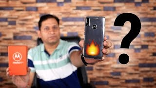 Moto E6S Unboxing & First Look