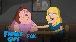 Peter & Ida Talk About Being Trans | Season 17 Ep. 13 | FAMILY GUY