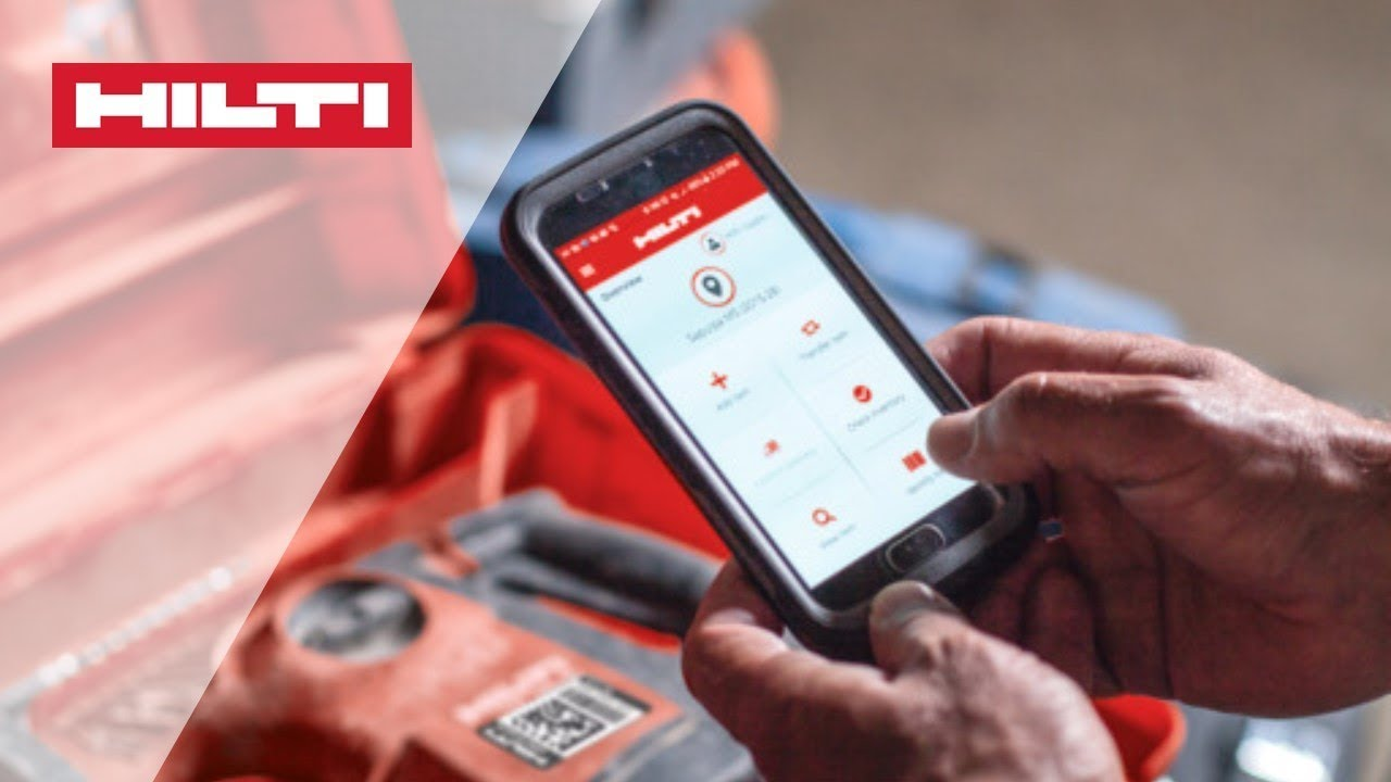 Introducing The Hilti On Track Asset Management System Youtube