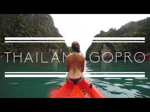 Thailand Travel Island Gopro Adventure - Rikki Carman & Julia Henschel