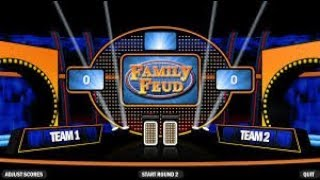 SURVEY SATURDAY SAYS: IT'S TIME TO PLAY THE FAMILY FEUD!
