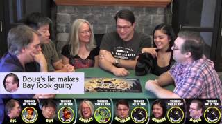 One Night Ultimate Werewolf Sample Game
