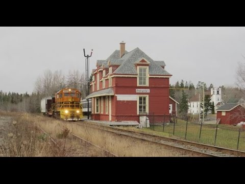 Penultimate Revenue Train To Sydney NS 17 December 2014