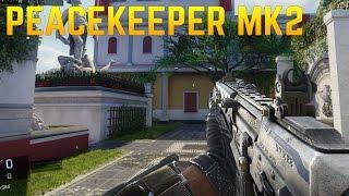 """""""PEACEKEEPER MK2"""" DLC WAFFE IN BLACK OPS 3! (BO2 Peacekeeper Gameplay) (German/Deutsch)"""