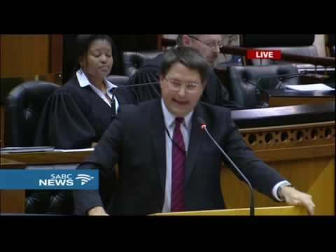 MP David Maynier tables motion against state capture