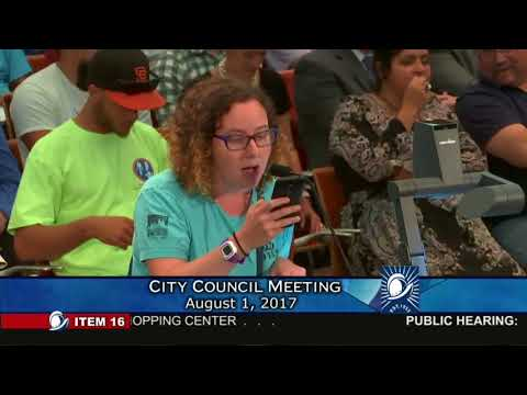 CCC 812017 Millenial Sunnyvale Resident to Cupertino Council