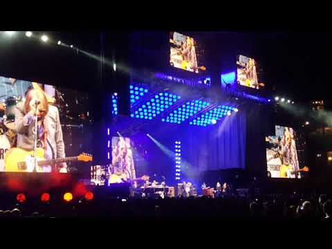 You wreck me Tom Petty and the Heartbreakers 8/19/17 Safeco Seattle