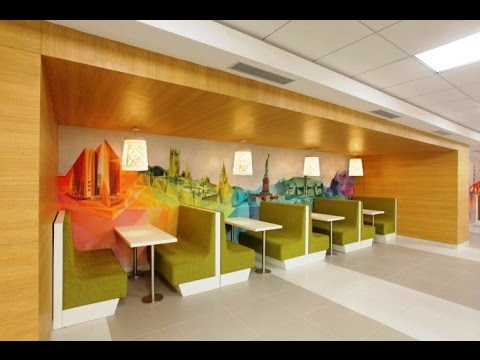 This is how Adobe's Noida Office looks like