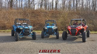 Which 2019 RZR XP 4 seater is the best?