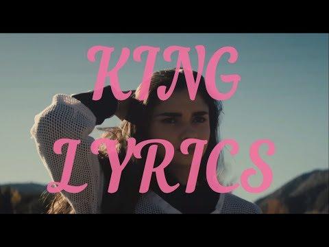 Charisma - King (LYRICS)