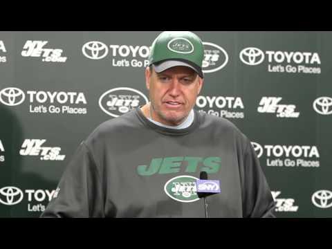 Jets owner Woody Johnson fires Rex Ryan, John Idzik