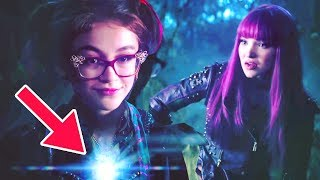🍎 Descendants 3 UNDER THE SEA Top 10 Things You Missed in the Trailer! 🔥 ft MAL,UMA,DIZZY,HADES ☄️