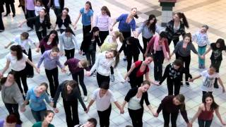 Let It Be Flash Mob for United Girls of the World
