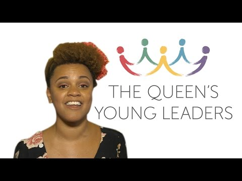 The Queen's Young Leaders #TheSearchIsOn
