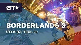 Borderlands 3 - Moxxi's Heist of the Handsome Jackpot Gameplay Video