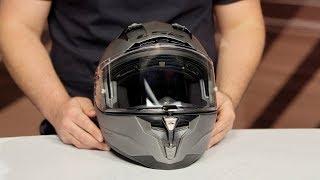 LS2 Challenger GT Helmet Review