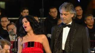 Andrea Bocelli & Angela Gheorghiu -  Musica proibita