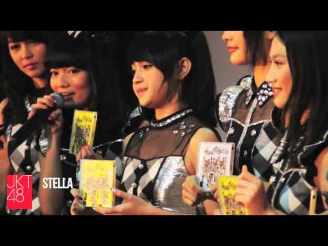 Heavy Rotation CD Launching Press Conference