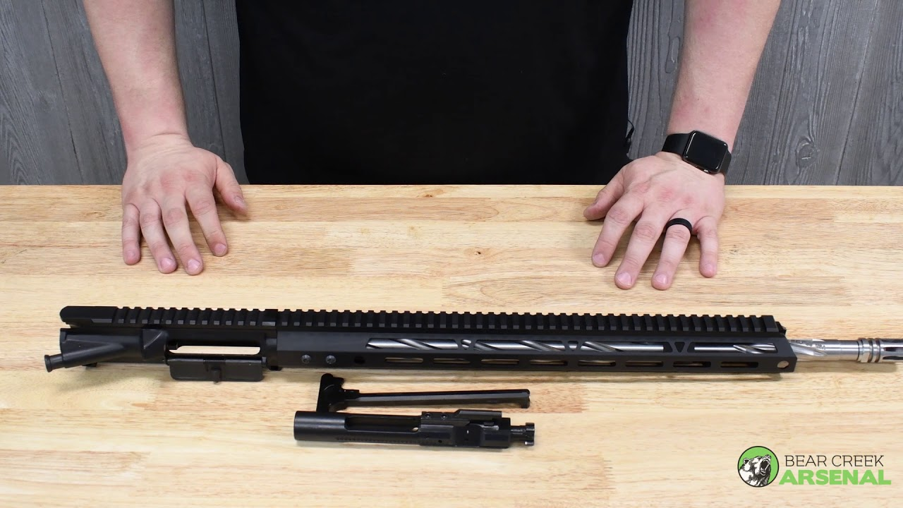 Nick's Review of The BCA 20 Inch  223 Wylde Complete Upper Assembly