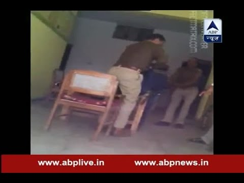 SHOCKING video of police giving third degree torture to thef