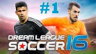 Dream League Soccer 2016 | Gameplay #1 | Jugando desde PC
