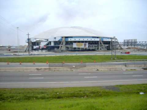 Texas Stadium Demolition