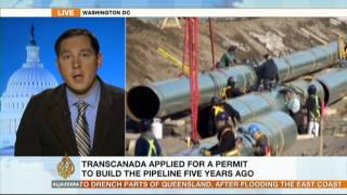 Analysis: US-Canada oil-pipeline project clears hurdle