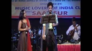 Live Music with Singer Anil Bhajpai & Rupali Sharma