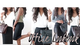 MEGHAN MARKLE INSPIRED BUSINESS CASUAL OFFICE LOOKBOOK - RACHEL ZANE OUTFITS FROM SUITS & H&M HAUL  