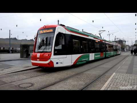 Vossloh Citylink: Hybrid Tram Train Citylink Chemnitz