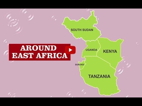 Around East Africa: Battle For Tanzania's Gold