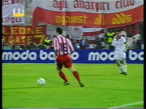 olympiakos vs sevilla 2-1 1995-96 uefa cup