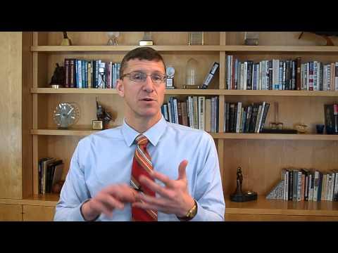 Dr. Trevor Brown, Glenn School is now Glenn College