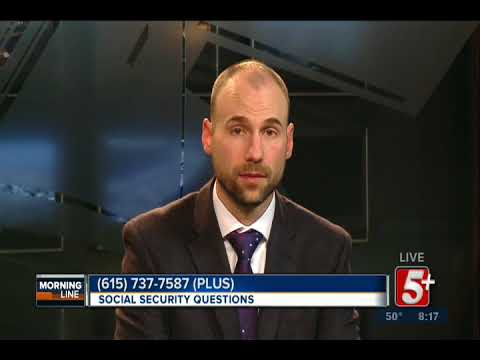 MorningLine: Do You Have Questions About Social Security? P.2