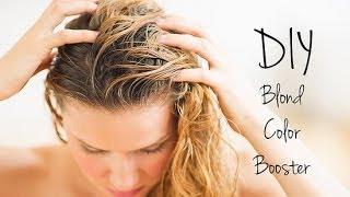 Video DIY Beauty | Brighten Blonde Hair at Home | Beauty How To download MP3, 3GP, MP4, WEBM, AVI, FLV Oktober 2017