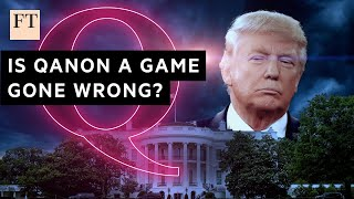 Izabella kaminska explains how qanon stems from the worlds of online gaming and playboy magazine. it's not a conspiracy. it's way to hack reality. read mo...