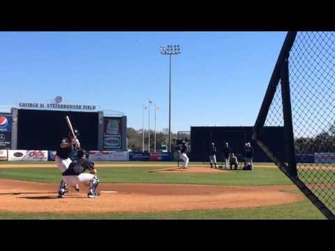 Aroldis Chapman overwhelms poor Yankees hitters